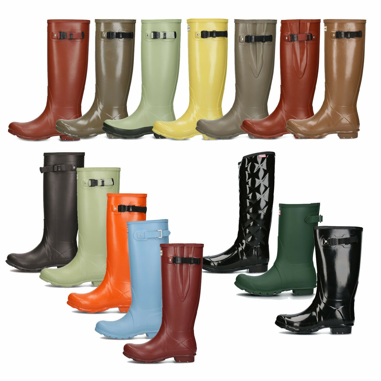 Regenstiefel Schuhe Damen Hunter Outdoor Gummistiefel iTOkPZXu