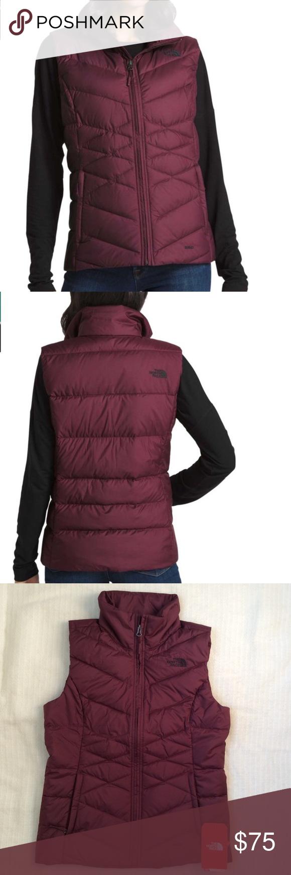 The North Face Alpz 550 Down Puffer Vest Small Fashion Clothes Design Fashion Trends [ 1740 x 580 Pixel ]