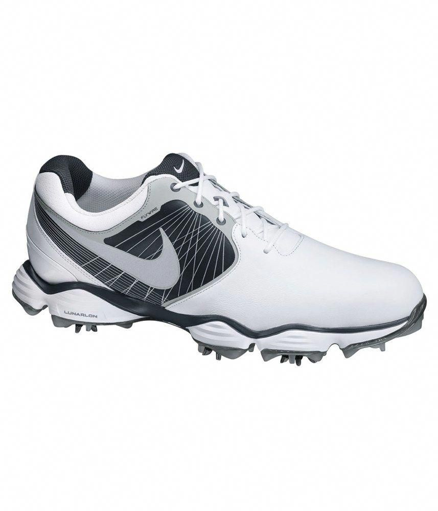 best sneakers 88d20 042a3 Nike Mens Lunar Control II Golf Shoes (White Silver) 2013  Golftips