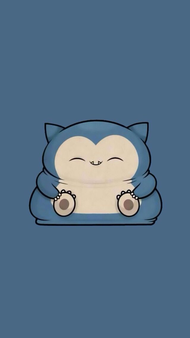 Snorlax / Ronflex | Like | Pokemon snorlax, Cute pokemon ...