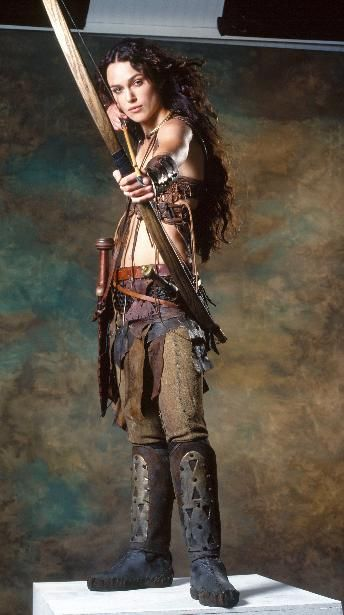 Keira Knightley King Arthur Costume