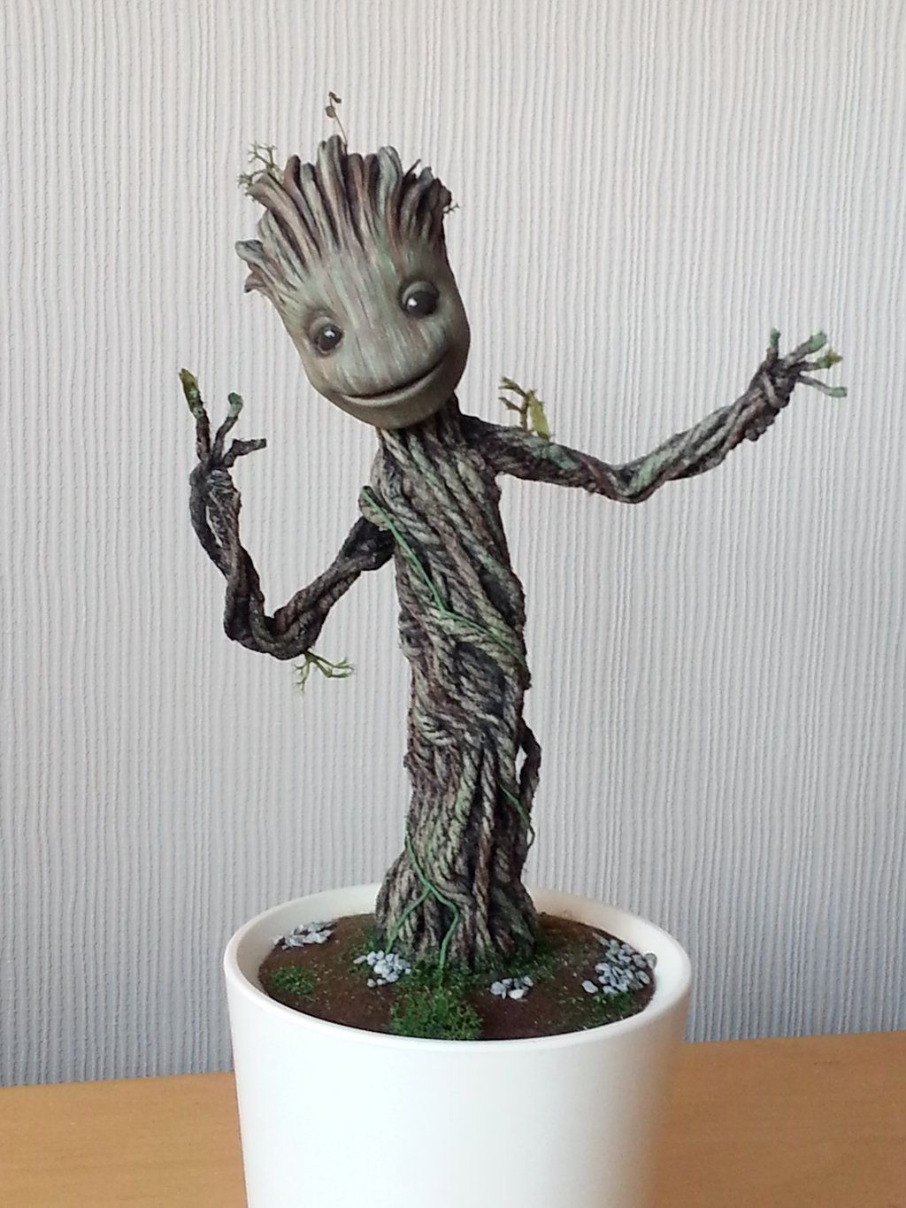 Galaxy Quotes Wallpaper Infinity Baby Dancing Groot Full Tutorial Pics And Vid By