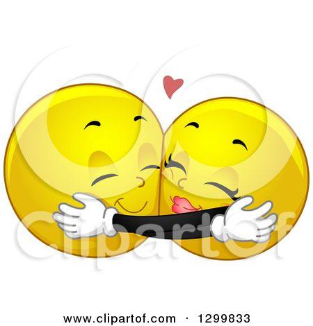 Smiley emoji hug Emojiology: 🤗