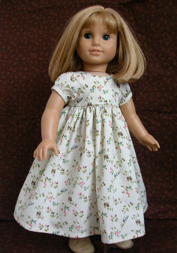 American Girl doll - dress | pretty things I made recently ...