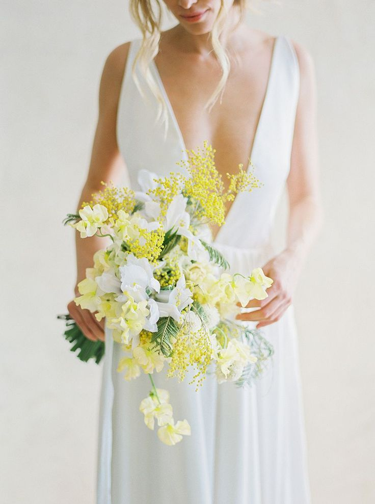 Romantic Spring Wedding Bouquet Ideas by Jennifer Fujikawa | Wedding Sparrow fine art wedding blog