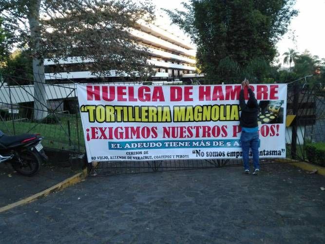 "Javier Duarte quedó a deber 12 mdp al dueño de la tortillería ""Magnolia"" - http://www.notimundo.com.mx/portada/javier-duarte-quedo-deber-12-mdp/"