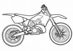 Drawings Dirtbike Bing Images With Images Bike Drawing Bike