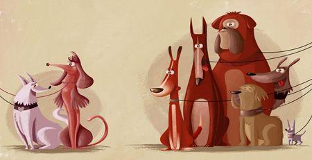 Doggone Love - by Gerald Guerlais