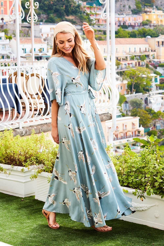 3963808373 boho bird By Candlelight Maxi Dress - Womens Maxi Dresses - Birdsnest Online  Shop