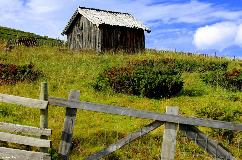 Valdres Støl old farm by Kari Meijers on 500px Lillehammer