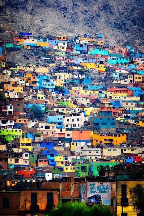 Slums • San Cristobal, Peru