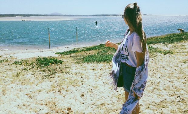 Ask The Stylist: How can I work the kimono trend