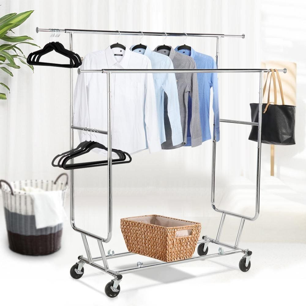 Top 10 Best Double Clothes Racks In 2020 Reviews With Images