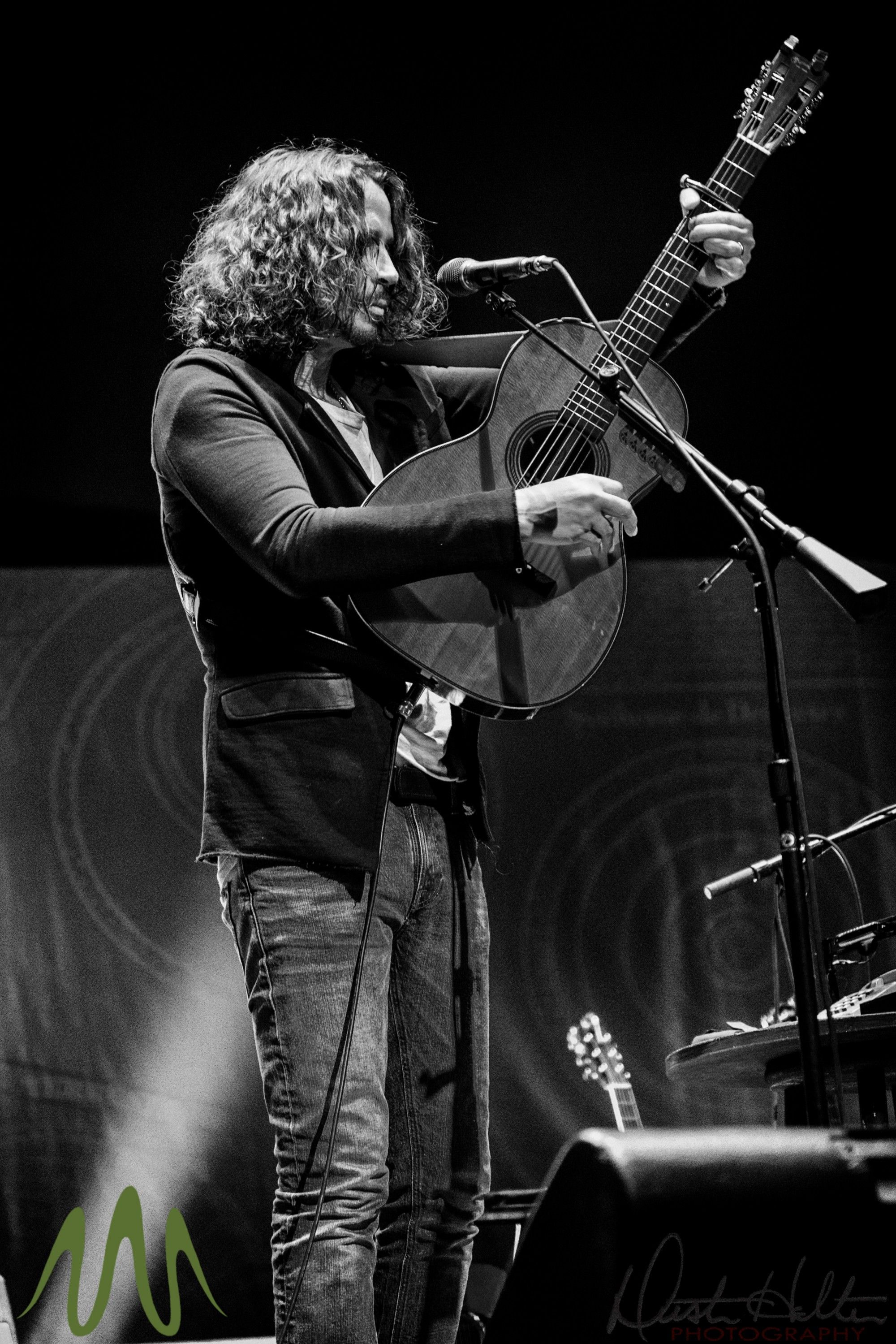 Chris Cornell S Incredible 2016 In 10 Stunning Photos With Images