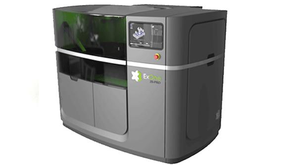 Exon Stellt Mit Dem X1 25pro Einen Neuen 3d Drucker Vor 3dprinting 3dprint 3ddrucker 3ddruck Drucker Printer Exone 3d Drucker Drucken 3d Druck
