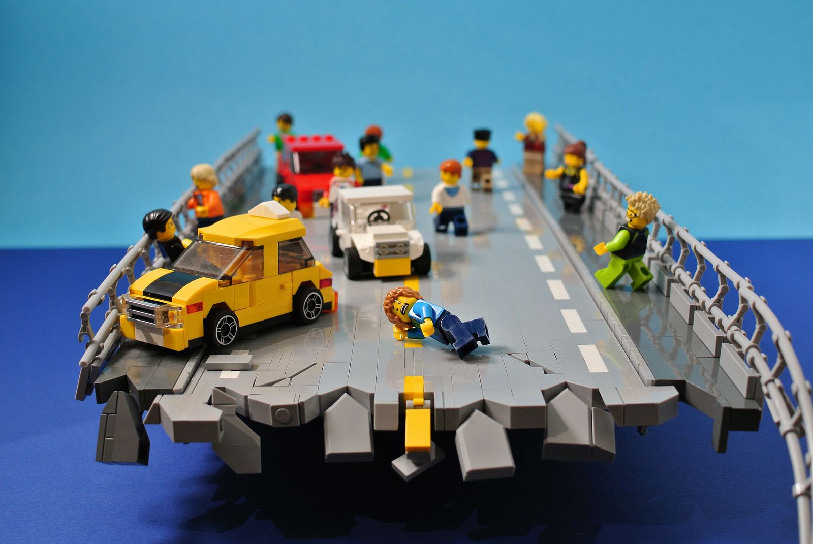 End Of The Road Legos And Lego