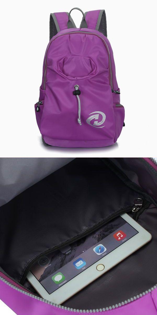 Hunting Backpack 0 59 Women Nylon Casual Laptop Travel Knapsack Clipart