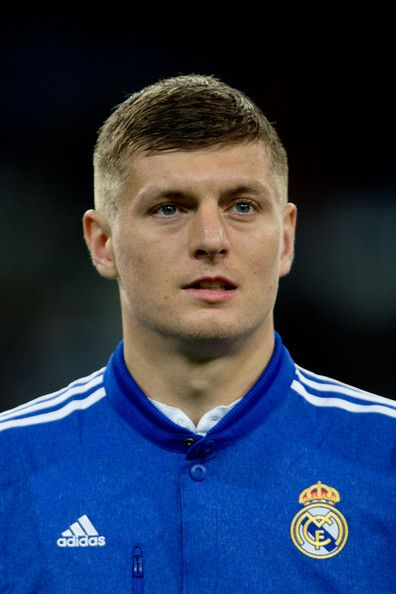 Toni Kroos Photos - Real Madrid Training and Press Conference - Zimbio