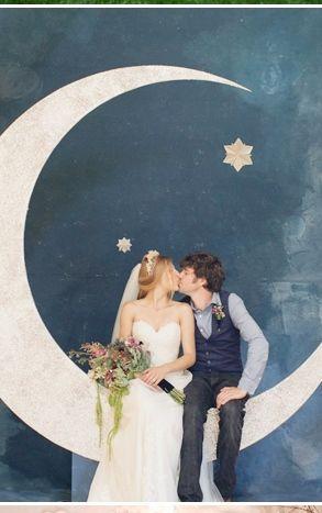 Sugestão de foto para casais românticos.