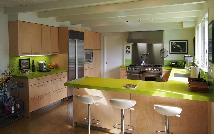 50 foto di cucine moderne con penisola cucine rustic kitchen design kitchen countertops e - Ripiani interni cucina ...