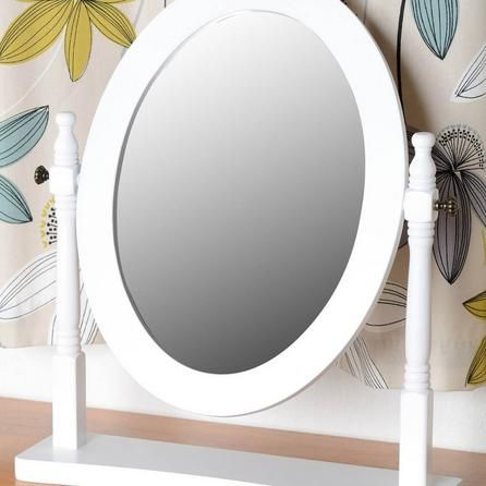 Contessa White Dressing Table Mirror Products Dressing Table Mirror White Dressing Tables Mirror Dunelm