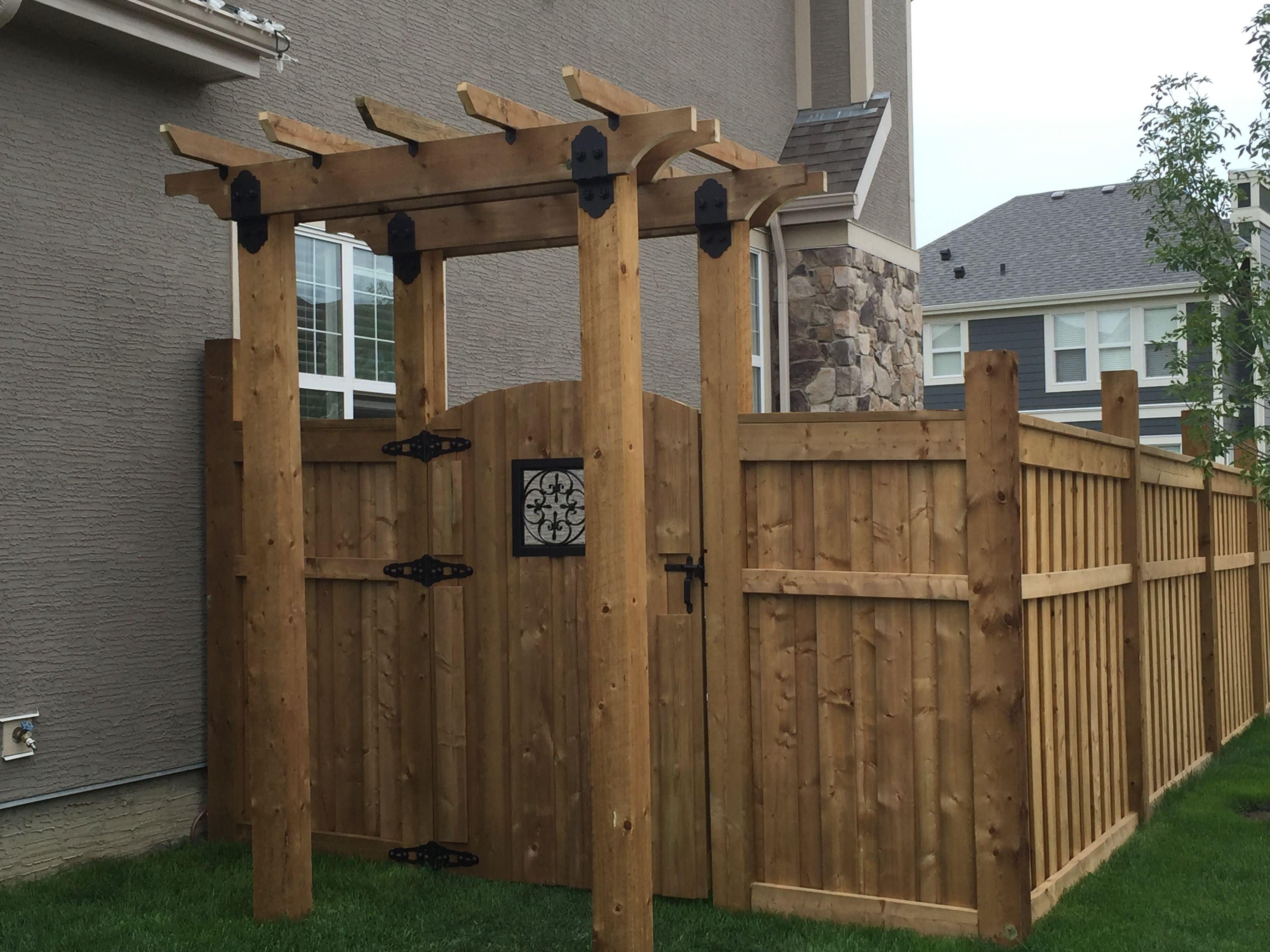 15 188 Quot X 15 188 Quot Scroll Ornament Gate Accent Fences Gates