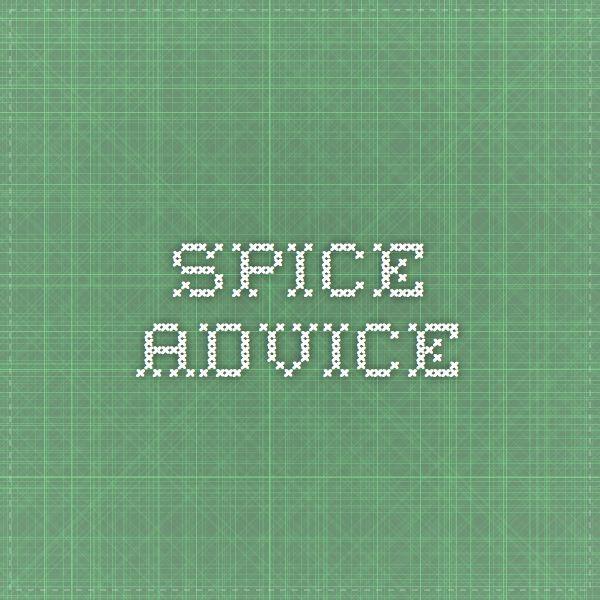 Spice Advice