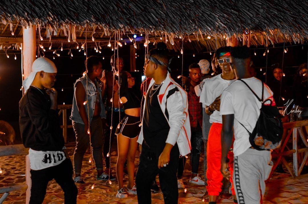 Tanzania Boy Band Mabantu Starts A New Year With KAMA
