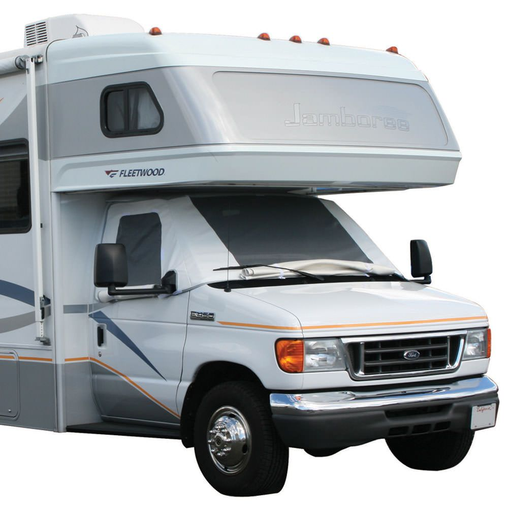 Recreational Vehicle: Deluxe Class C Windshield Covers
