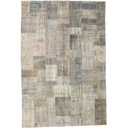 Photo of Patchwork Teppich 204×302 Moderner Teppich