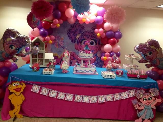 Abby Cadabby Birthday Party Ideas Abby Pinterest Birthdays