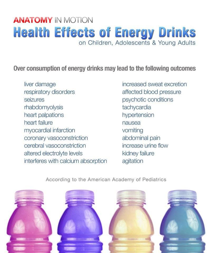 energy drinks and there effects Possible energy drink side effects that can result from caffeine  energy drink side effects energy drinks can have potential side  of those out there,.