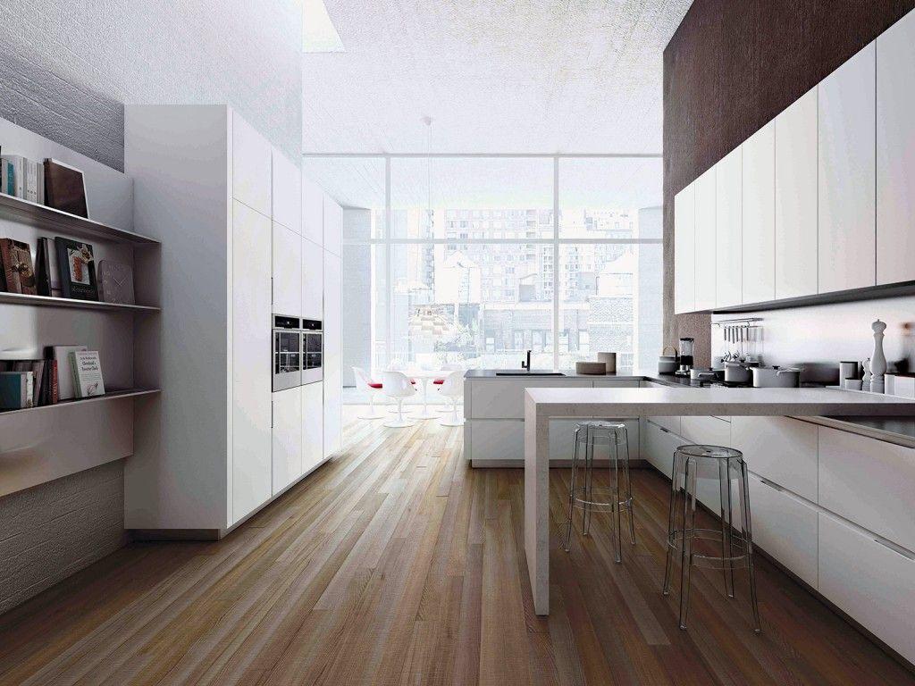 Cucina: la voglio tutta bianca | Swag and Kitchens