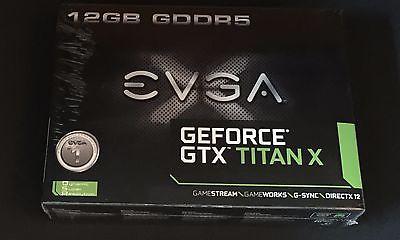 New EVGA GeForce GTX TITAN X 12GB GDDR5 384-Bit... - Exclusively on #priceabate #priceabateComputerParts! BUY IT NOW ONLY $950