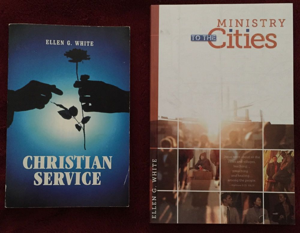 Ellen G White Duo Christian Service Ministry To The Cities Egw