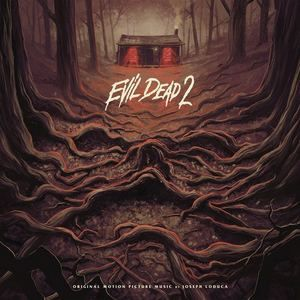 Original Motion Picture Soundtrack (Remastered OST) from the movie Evil Dead 2 (1987). Music composed by Joseph LoDuca.    Evil Dead 2 Soundtrack #Remastered by #JosephLoDuca #Vinyl #soundtrack #EvilDead2 #EvilDead #FilmScores #Music