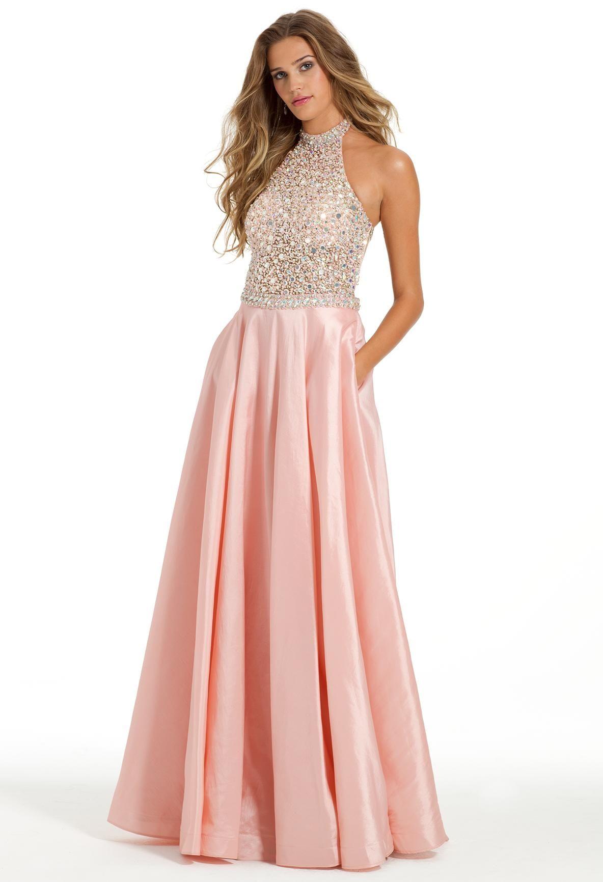 Taffeta Ballgown for Prom 2016 #camillelavie #CLVprom | PROM DRESSES ...