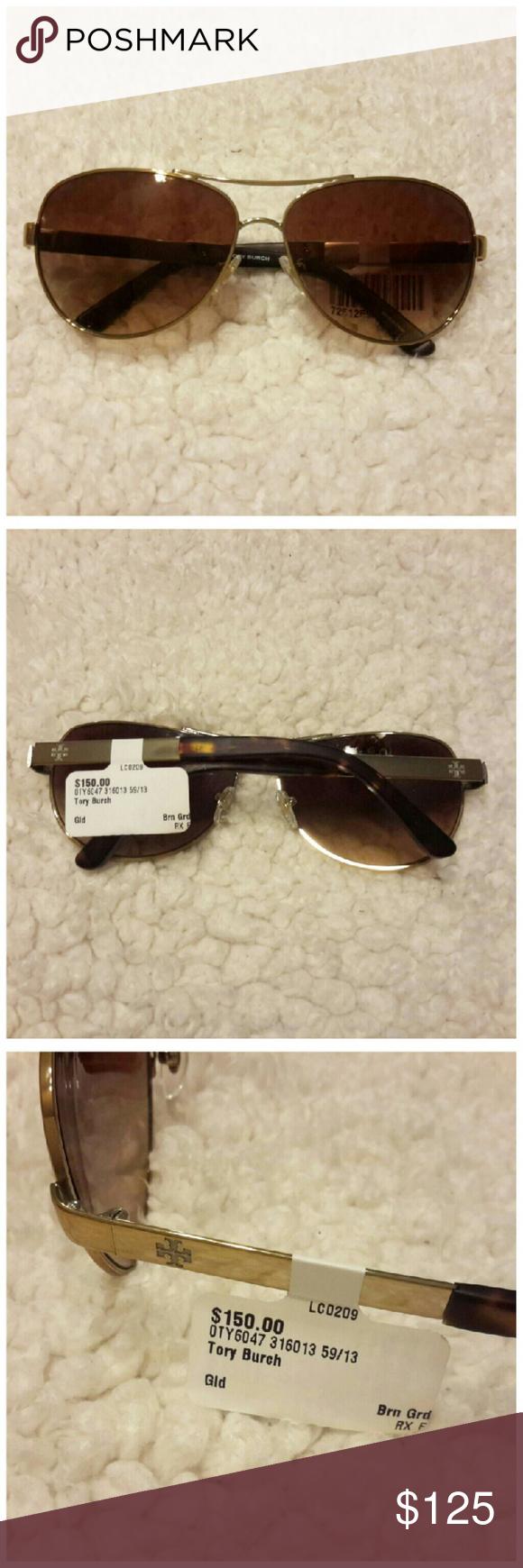 c940d966ddc8b Tory Burch TY6047 Aviator Sunglasses Brand new with tags Tory Burch Aviator  Sunglasses. Style TY6047