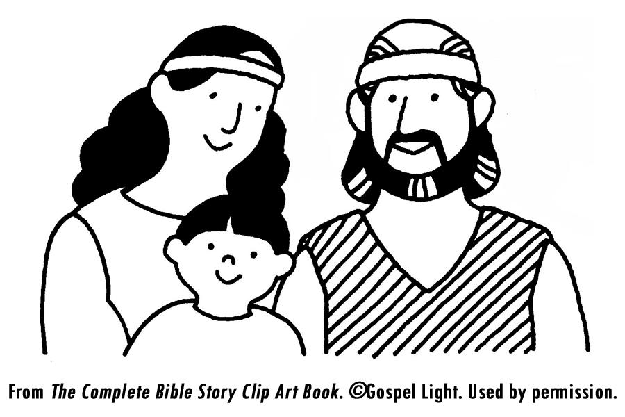 Elisha Raises A Boy From The Dead