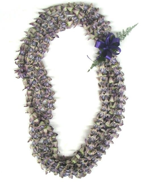 na pua anuhea crown flower collection multi strand crown flower lei