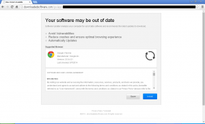 DownloadedSoftware.com is another name of browser hijacker developed by cyber thugs in order to make money from you.