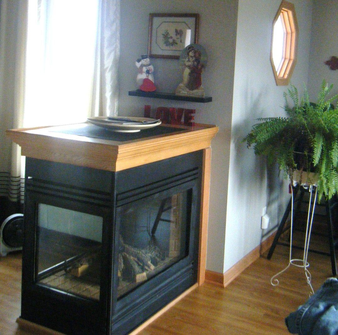 Lennox 3 Sided Propane Fireplace: Fireplace Design, Direct Vent