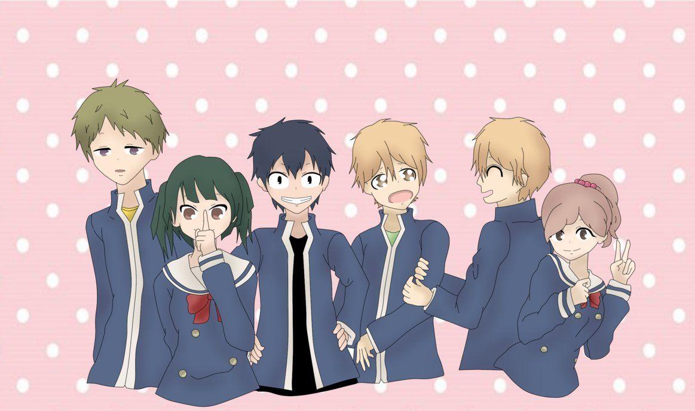 Gakuen Babysitters Grow Up By Albatraozaoi Gakuen Babysitters Babysitter Anime Baby
