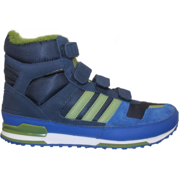check out c302a 18ce3 Adidas Zx Winter Cfk Référence  M17948 Couleur Bleu Royal Genre Garçon  Matière Nubuck Adidas ZxWinter
