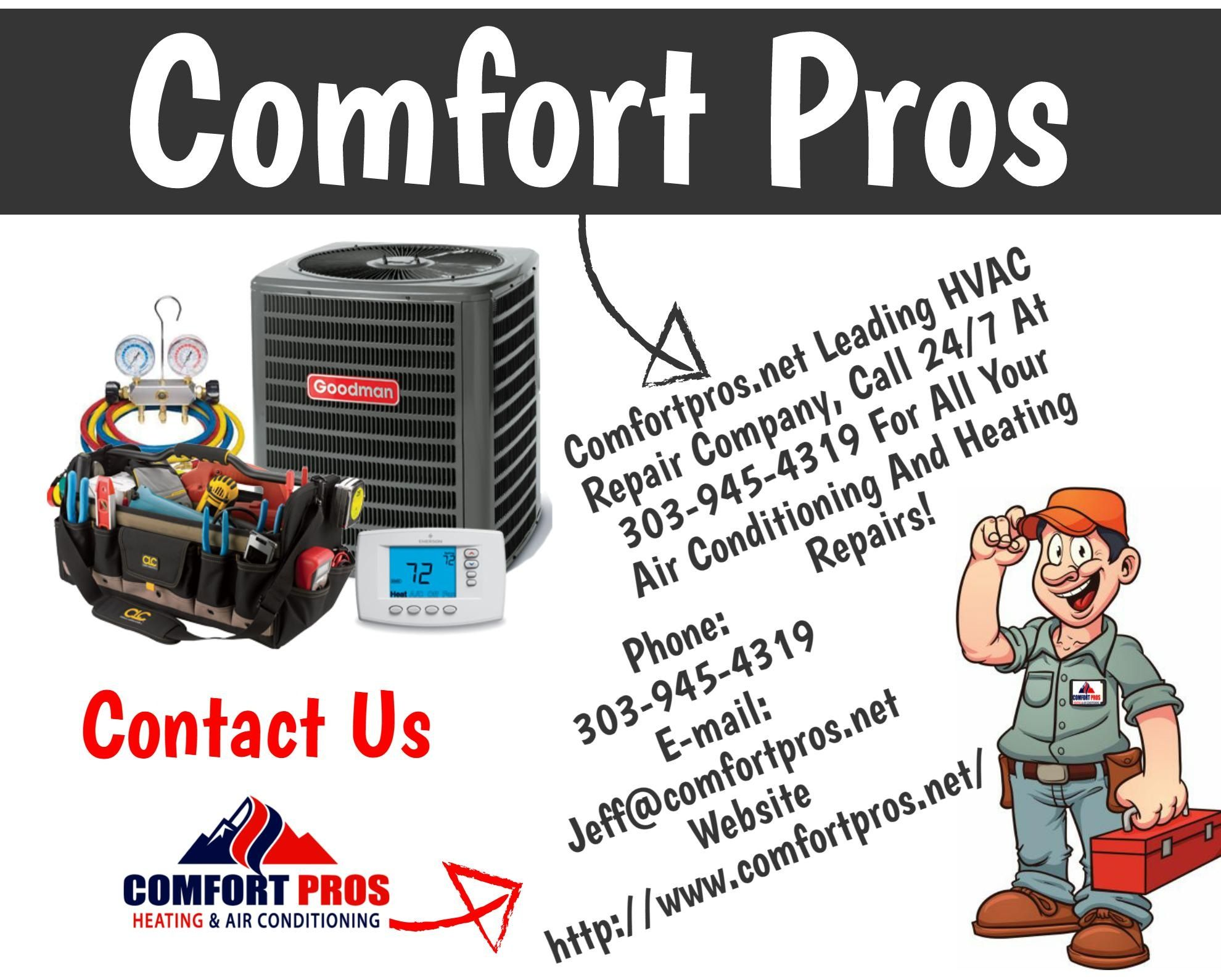 Comfort Pros Heating Air Conditioning