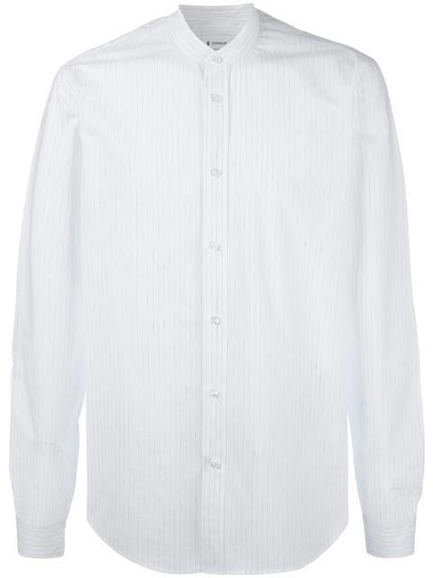 DONDUP 밴드 칼라 셔츠. #dondup #cloth #셔츠