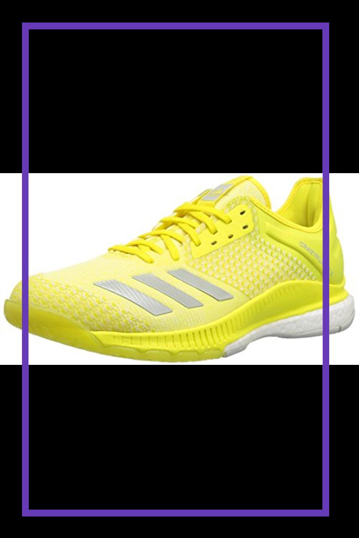 Adidas Crazyflight X Mid 2 Yellowash Silver   Nencini Sport