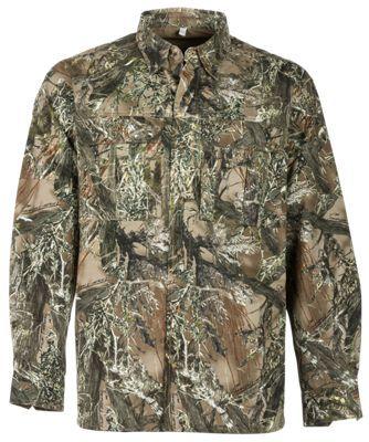 New redhead camo color work jacket
