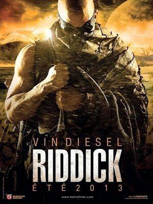 Las Cronicas De Riddick 3 Vin Diesel Film Movie Upcoming Movies