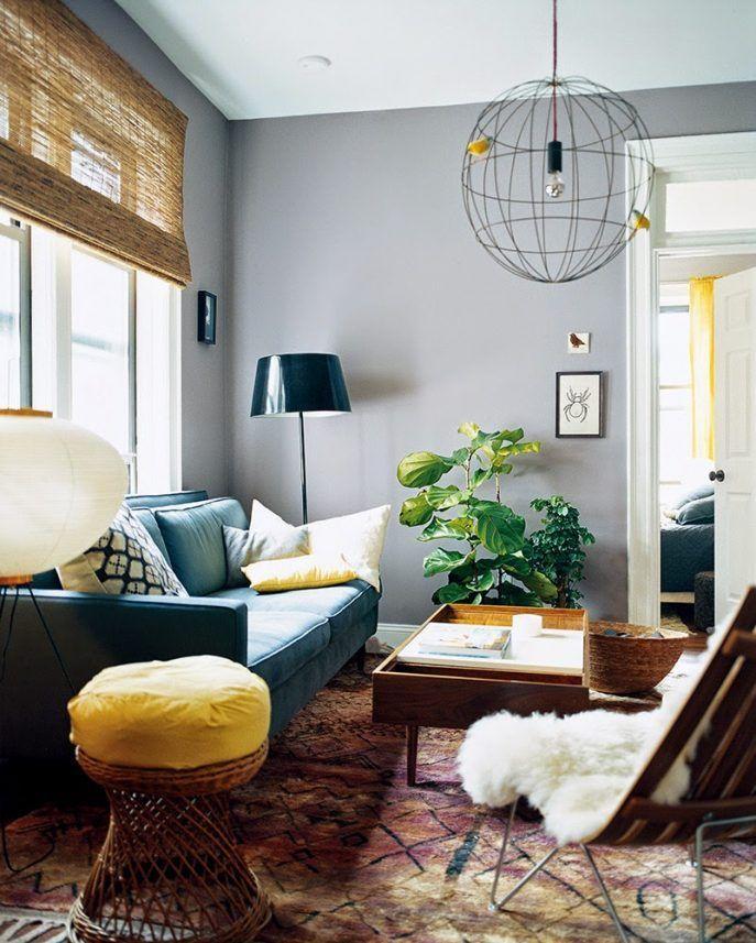 9 Awesome Living Room Design Ideas: Living Room:Awesome Warm Gray Living Room Ideas Modern
